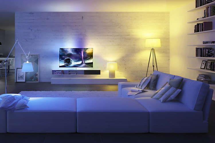 So lassen sich Hue-Leuchten mit dem TV synchronisieren
