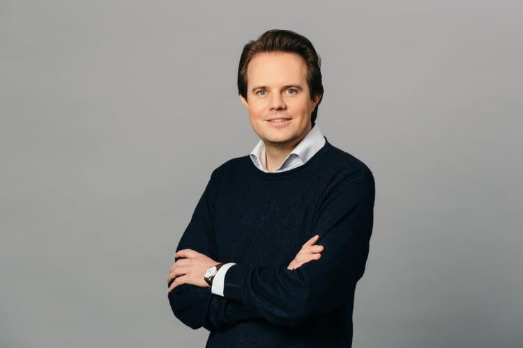 Smart Home Experte Christian Deilmann - CPO bei tado°