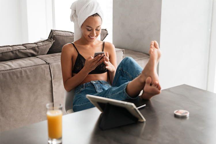 Gerade im privaten Wohnraum möchte man sich vor heimlichen Zuhörern sicher fühlen