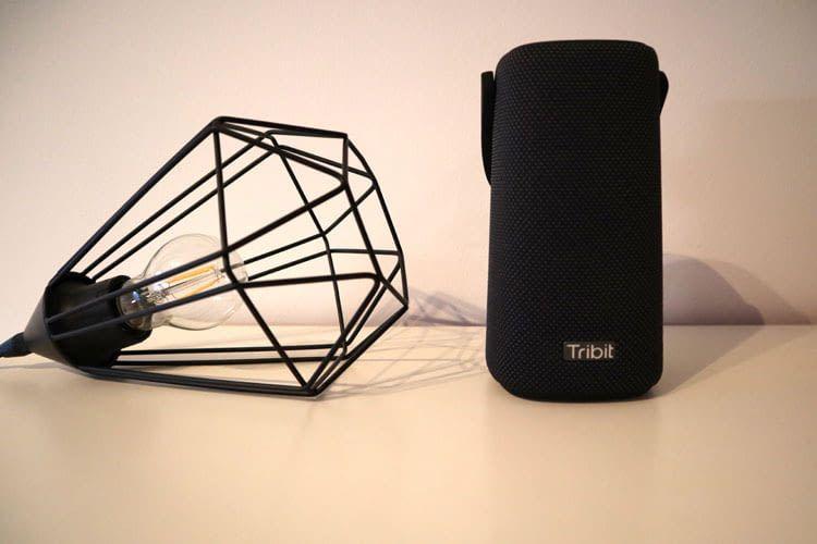 Der StormBox Pro Lautsprecher macht im Wohnraum eine gute Figur