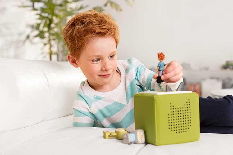 Tonieboxen und Tonie Figuren erobern die Kinderzimmer - gibt es eine Alternative?