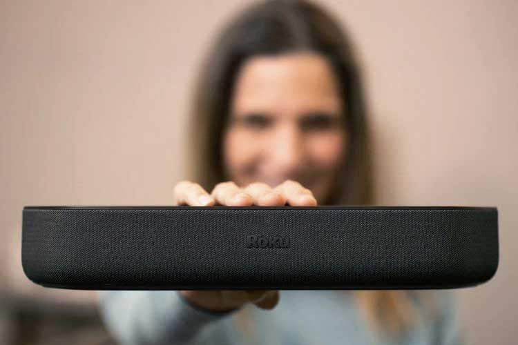Die Roku Streambar ist Soundbar, Bluetooth-Lautsprecher und Videostreaming-Lösung in einem Gerät