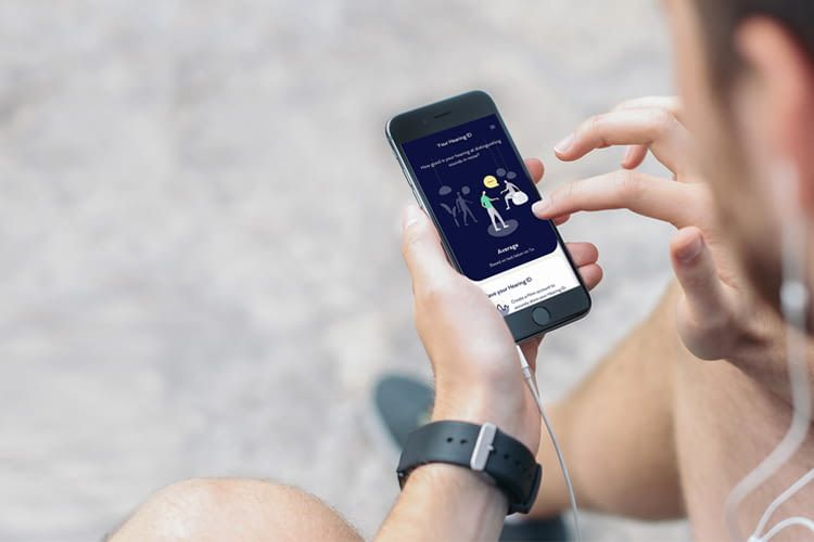 Mit der Mimi Health App ganz einfach das eigene Gehör testen