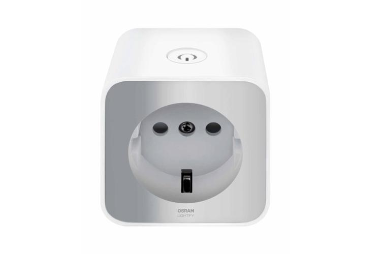 Abbildung des Osram LIGHTIFY Plug - die intelligente Steckdose