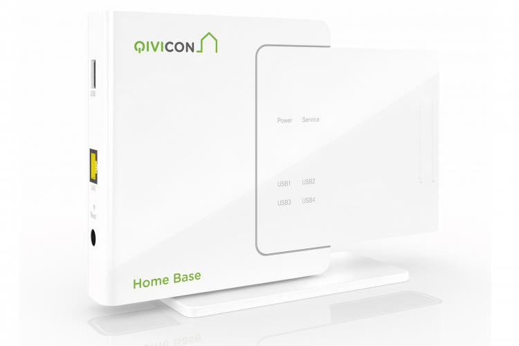 Qivicon Die Smart Home Plattform