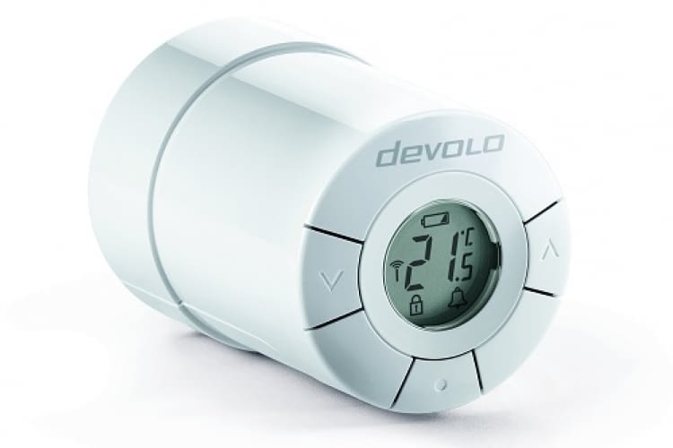 devolo Home Control Heizkörperthermostat