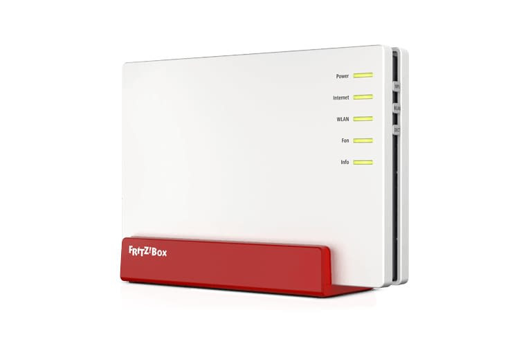 FRITZ!Box 7580 Router mit Multi-User MIMO WLAN