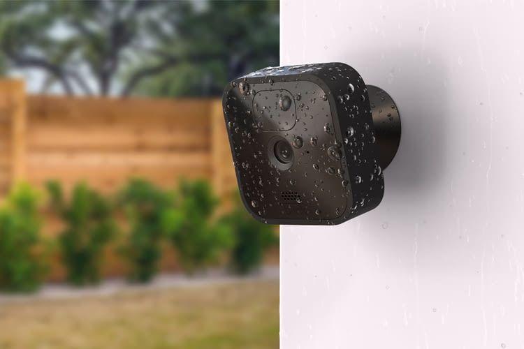Die dritte Blink Outdoor Kamera Generation 2020 ist ebenfalls sprachsteuerbar