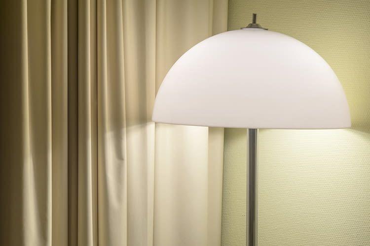 Dimmbare Leuchten sorgen auch dann für angenehme Beleuchtung, wenn sie keine Farbwechsel vollziehen können
