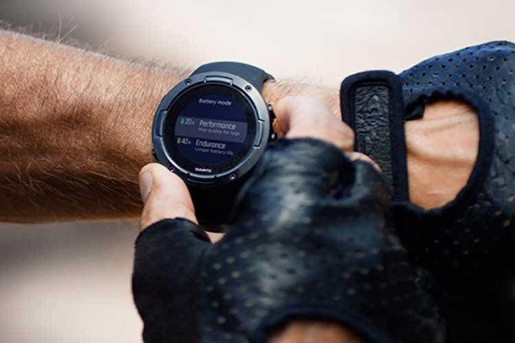 Die Suunto 5 Sportuhr eignet sich gut für Triathleten