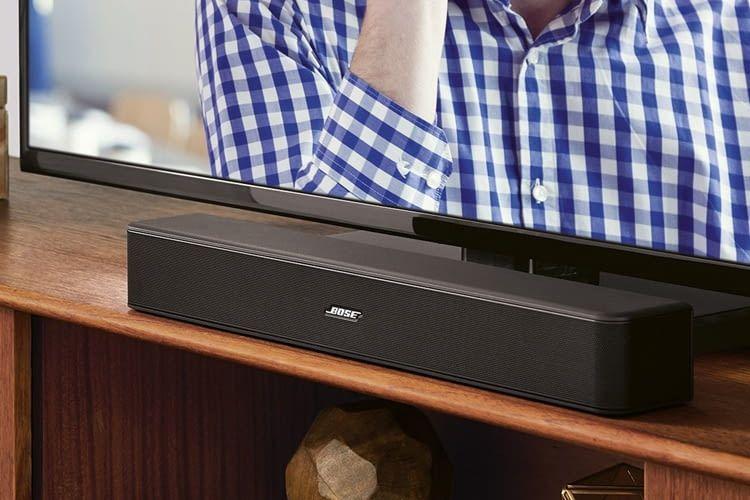 Das Bose Solo 5 TV Sound System erhielt bereits hunderte gute Kundenbewertungen