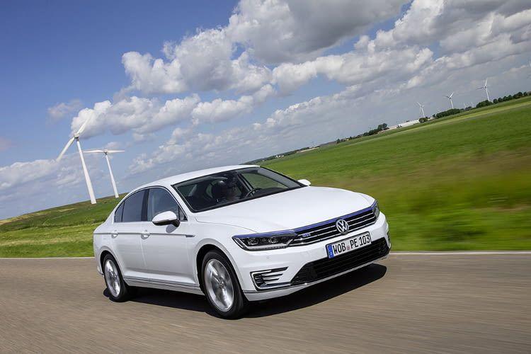 Elektroauto VW Passat GTE: E-Antrieb innerorts und Benziner auf der Langstrecke