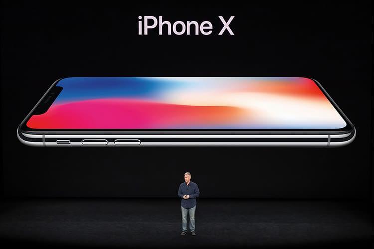 iPhone X heißt das neue Smartphone von Apple