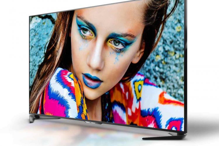 Sharp 4K Ultra HD SmartTV