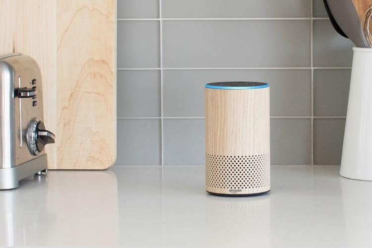 Amazon Echo 2 in ganz neuer Optik und mit verbesserter Technik
