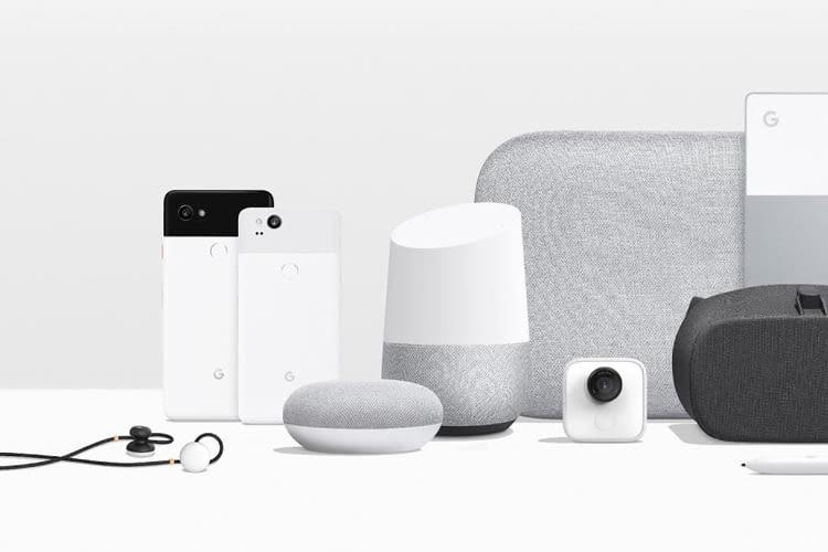 Google Assistant ist für immer mehr Google Devices verfügbar