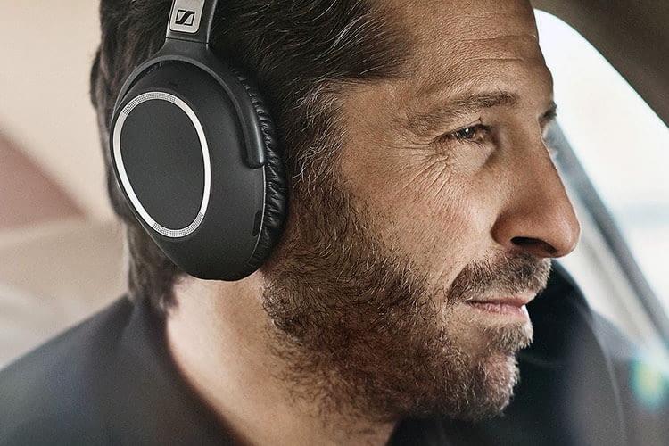 Sennheiser hat mit dem PXC 550 einen Bluetooth-Kopfhörer der Oberklasse im Portfolio