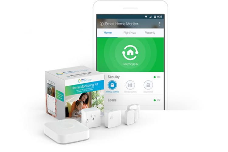 Das neue Samsung SmartThings Smart Home System