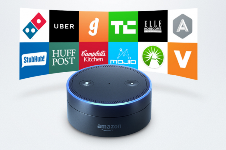 Amazon Echo Dot 2. Generation