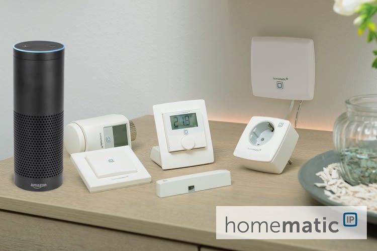 Amazon Alexa Spricht Jetzt Auch Mit Homematic Ip