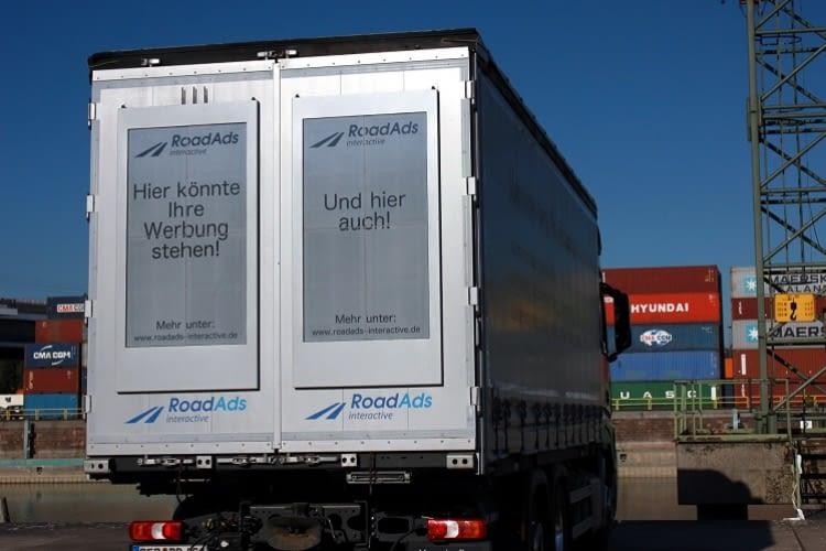 Hier könnte mit RoadAds interactive Ihre Werbung stehen!