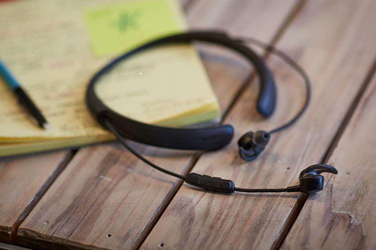 Bose QuietControl 30 - Bluetooth-Kopfhörer mit einstellbarer ANC-Funktion