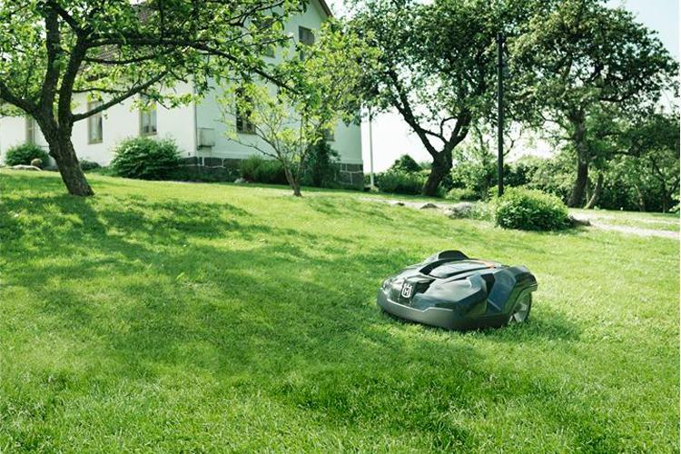 Husqvarna Automover Rasenmähroboter für den smarten Garten