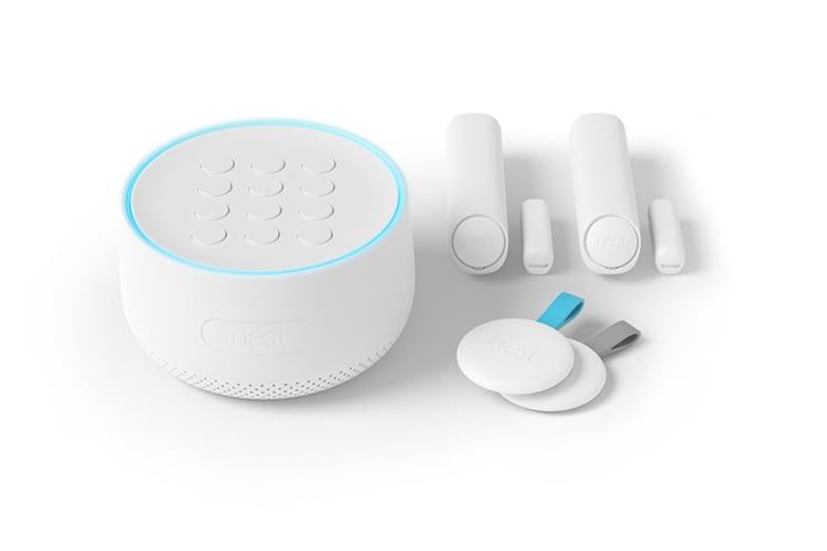 Nest Secure erweitert das Smart Home um einige smarte Komponenten