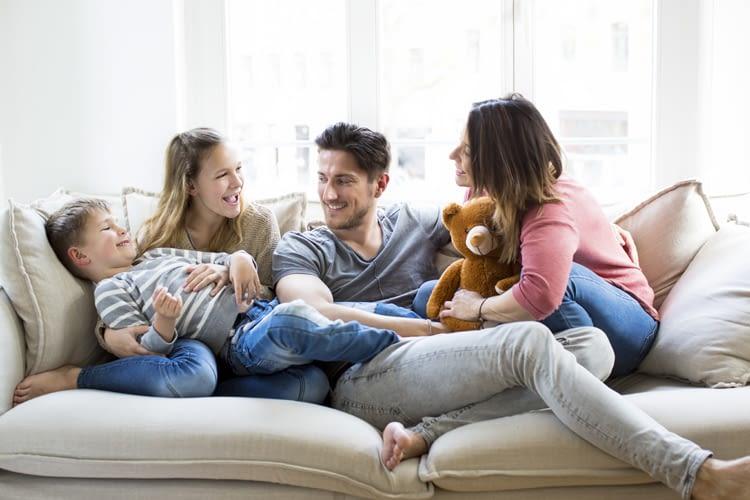 Mit den richtigen Alexa-Skills verläuft das Familienleben harmonisch