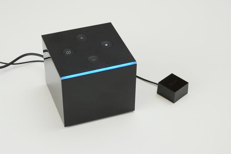 In den USA konnten Amazon Fire TV Cube Nutzer bereits das Smart Home Dashboard aufrufen