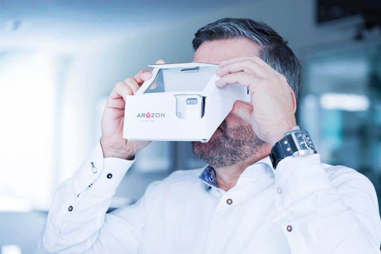 Augmented Reality in ultragünstig mit dieser 3D-AR-Lösung