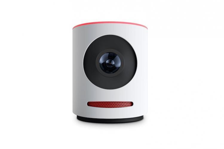 Abbildung der Movi 4K-Kamera mit Echtzeit Bearbeitung