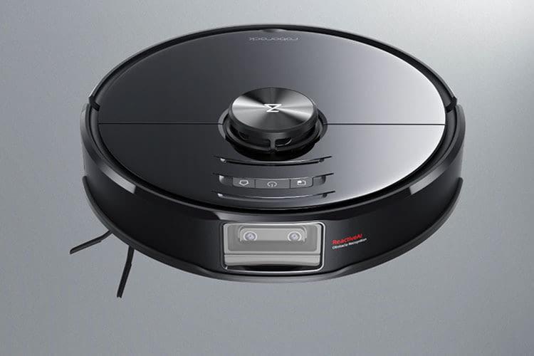 Der Roborock S6 MaxV ist mit einem Laser und einer Dual-Kamera ausgestattet und erkennt Hindernisse genau