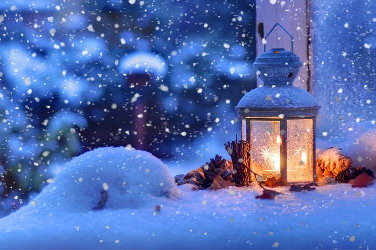Frohe Weihnachten und geruhsame Feiertage!