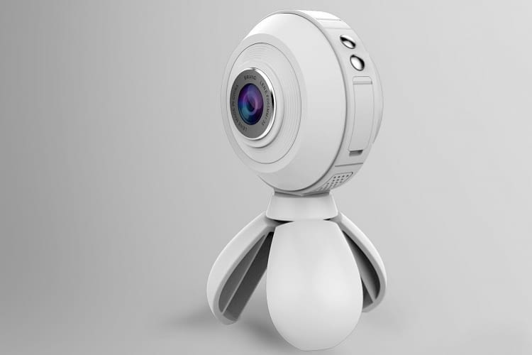 Die Vpai-Plattform verbindet 720°-Kameras mit Apps, die Virtual Reality und Sharing-Optionen ermöglichen