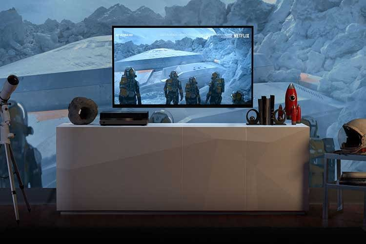 Amazon Fire TV 4K UHD Stick bringt Netflix und andere Videostreaming-Dienste auf den 4K TV