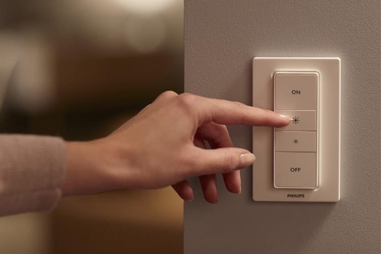 Nach einem Software-Update lässt sich Hue-Zubehör jetzt in Apples HomeKit einbinden