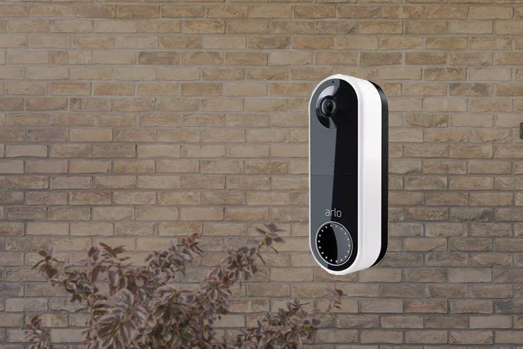 Die Arlo Video Doorbell reagiert intelligent auf Besucher