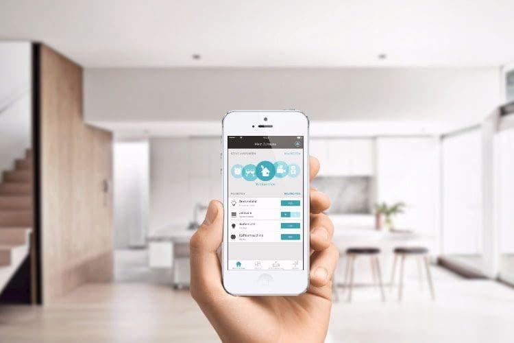 enet smart home das smart home f r ein einfaches leben. Black Bedroom Furniture Sets. Home Design Ideas