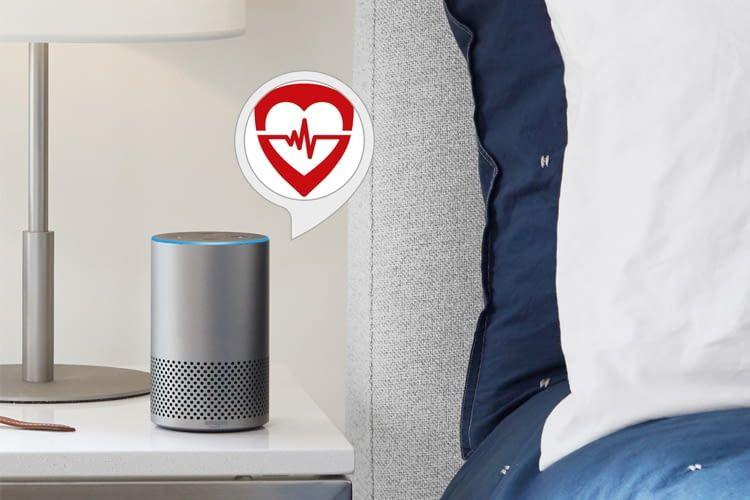 Der BlutdruckDaten-Skill macht die Blutdruckwerte per Alexa abrufbar
