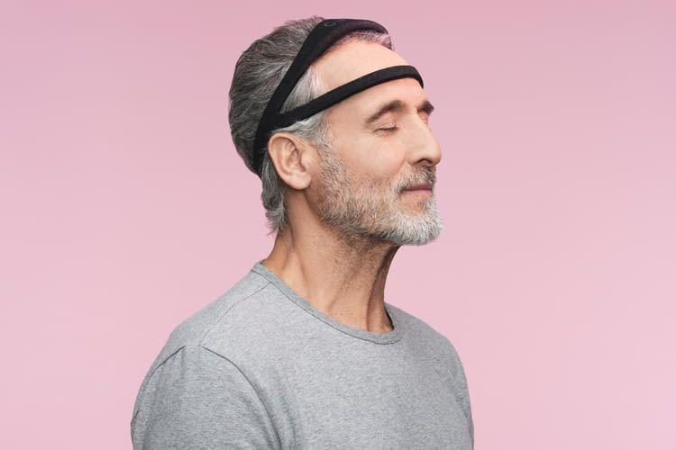 Das Dreem 2 Stirnband erkennt potentielle Schlafstörungen