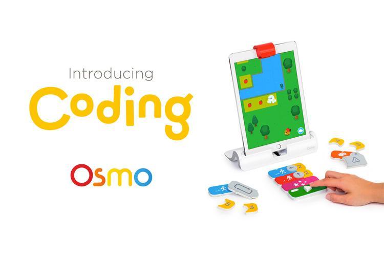 OSMO-Coding für Kinder