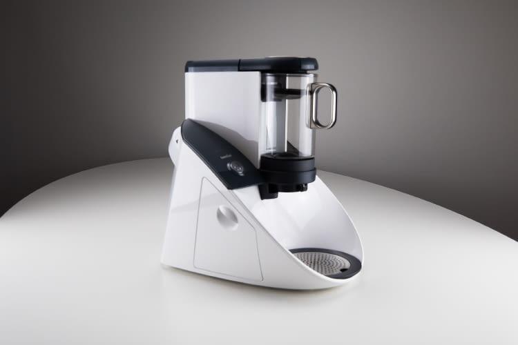 Der Teevollautomat Temial von Vorwerk bereitet verschiedenste Tees optimal zu