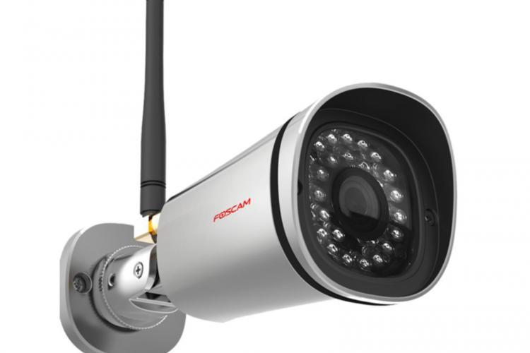 Foscam HD Wlan IP Kamera @ foscam.de