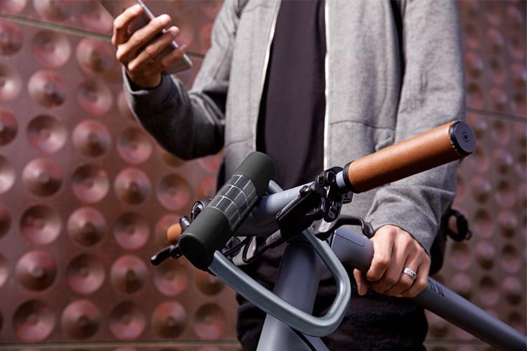 Ellipse Smart Bike Lock - das smarte Fahrradschloss