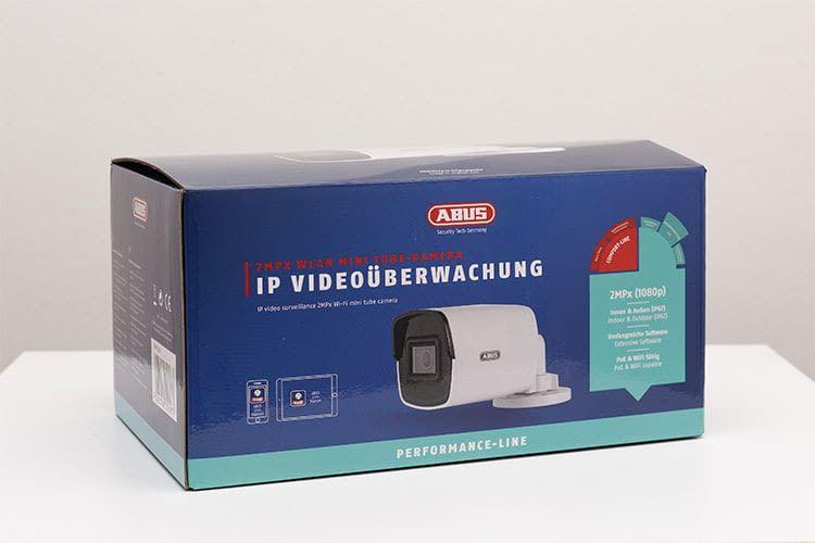 Die ABUS Mini Tube Kamera eignet sich auch für den Profi-Einsatz