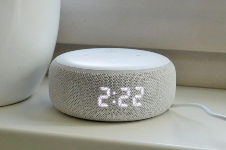 Laut Insidern ist die Uhrzeitabfrage eine der am häufigsten genutzten Funktionen von Echo Dot