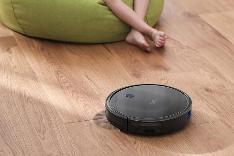 Die meisten Anwender empfinden eufy RoboVac 11S MAX als angenehm leise