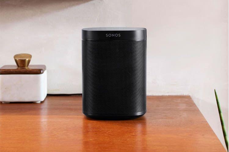 Optisch sind zwischen Sonos One und Sonos One 2 keine Unterschiede erkennbar