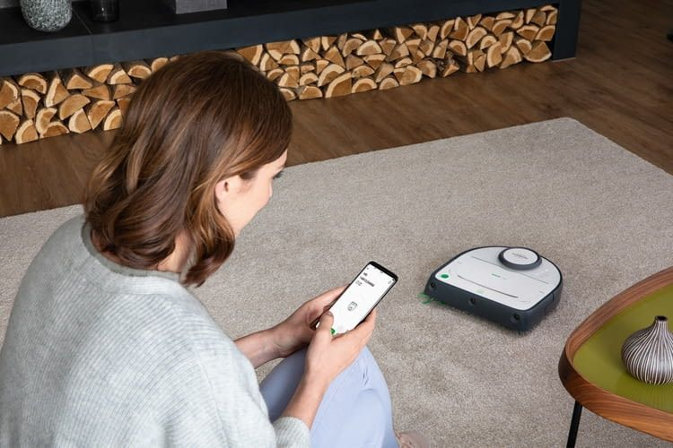 vorwerk kobold vr300 alexa saugroboter im test vergleich. Black Bedroom Furniture Sets. Home Design Ideas